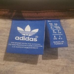 adidas Shirts - Adidas Trefoil Autumn Leaf Size Small Shirt
